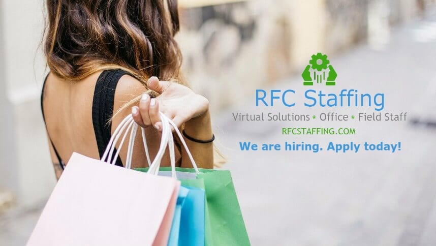 RFC is Hiring for Luxury Retail Client