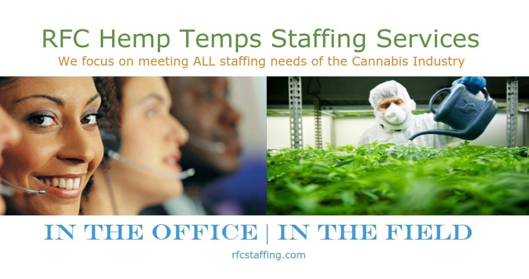 Cannabis Industry Call Center Services