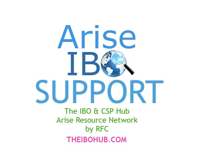 RFC Arise IBO Support