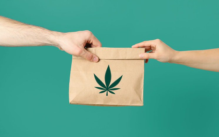 cannabis-delivery-service