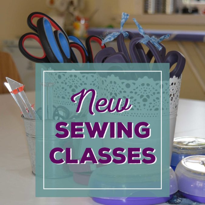 New-Sewing-Classes at Lil Sewing School Fort Worth, TX