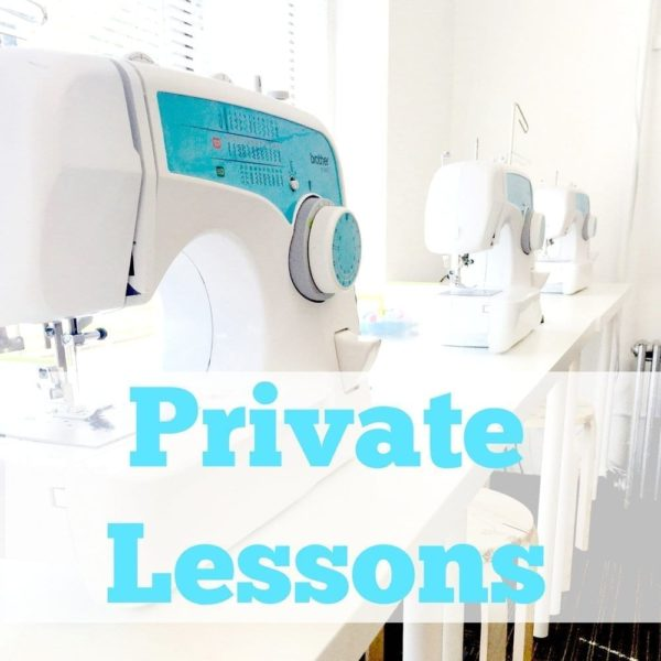 Private Sewing Lessons | Lil Sewing School Fort Worth, Texas